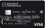Carte Visa Black Societe Generale.Cb Visa Infinite De La Societe Generale A Decouvrir